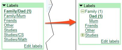 Folders4Gmail