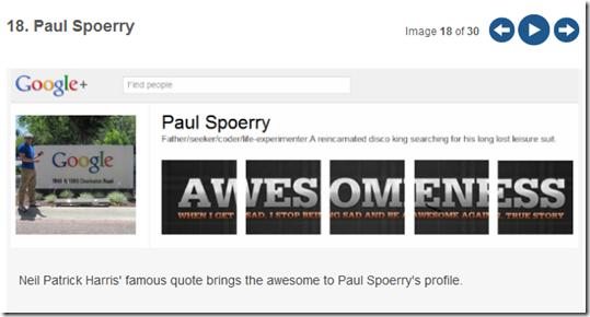 PaulSpoerryOnMashable