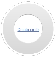 Google+ Circles - Create circle