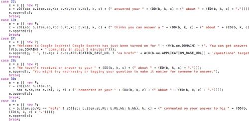 Google+ Experts