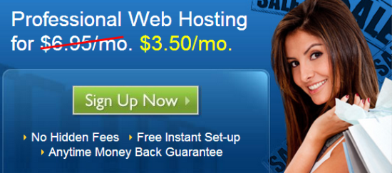 Bluehost 50% off! $3.95 Bluehost Web Hosting