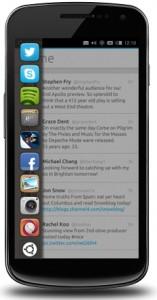ubuntu phone design