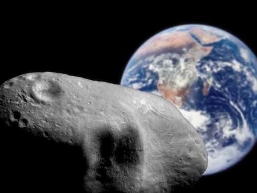 NASA astroid