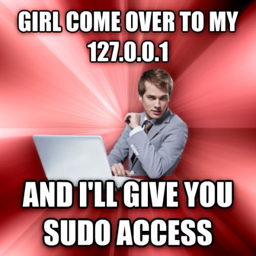 come to my home sudo access