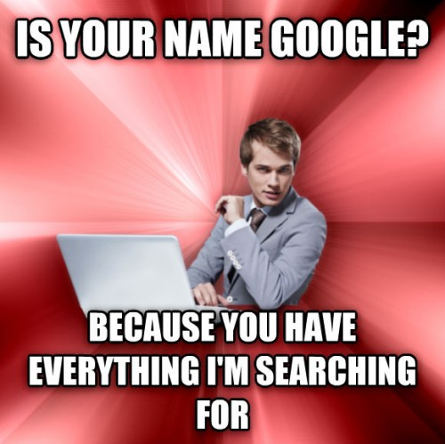 is your name google you have everything im searching for